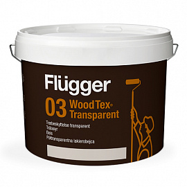 Flugger 03 Wood Tex Transparent
