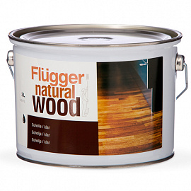 Flugger Natural Wood Floor Oil