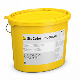 Краска фасадная фотокаталитическая StoColor Photosan