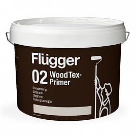 Flugger 02 Wood Tex Priming Paint (Grundmaling)